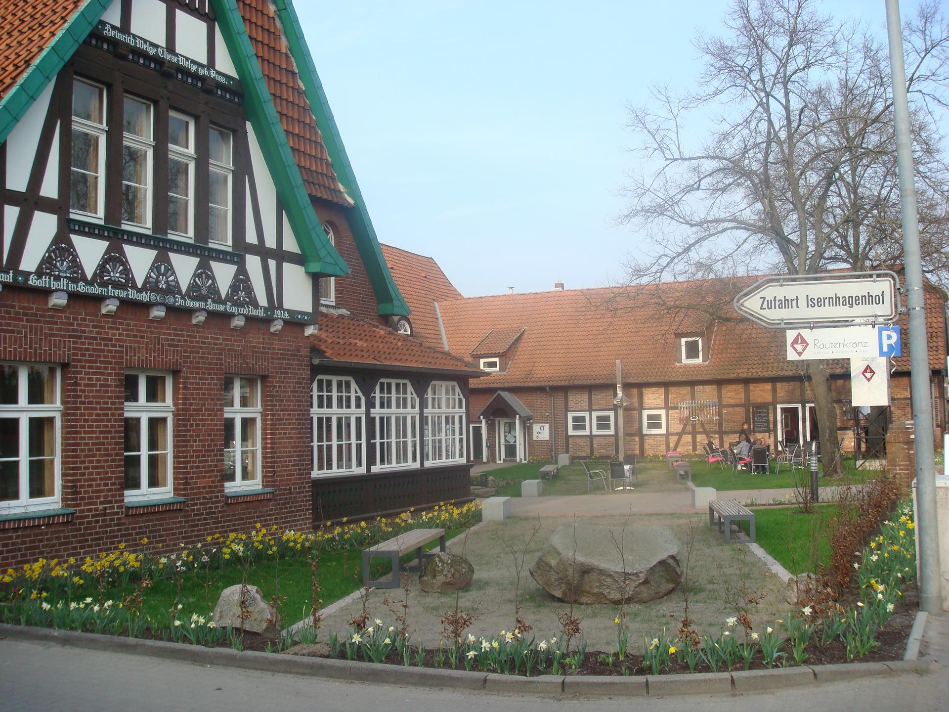 Veranstaltungsscheune Isernhagenhof Gemeinde Isernhagen